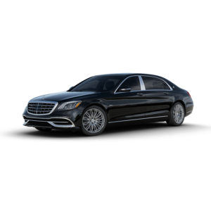 Mercedes Executive S Class <br> Passenger: 1-3 <br> Luggage: 1-3 <br> $65.00/hr