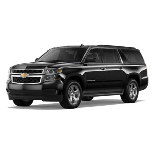 Chevrolet Suburban <br>1-6 Passengers<br> 1-6 Luggage <br> $85.00/hr